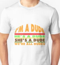 Goodburger: Dude. T-Shirt