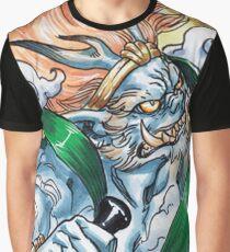 Fujin Oni Graphic T-Shirt
