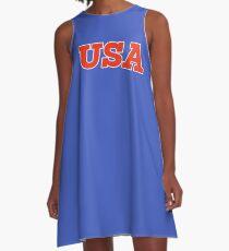 USA Freshman A-Line Dress