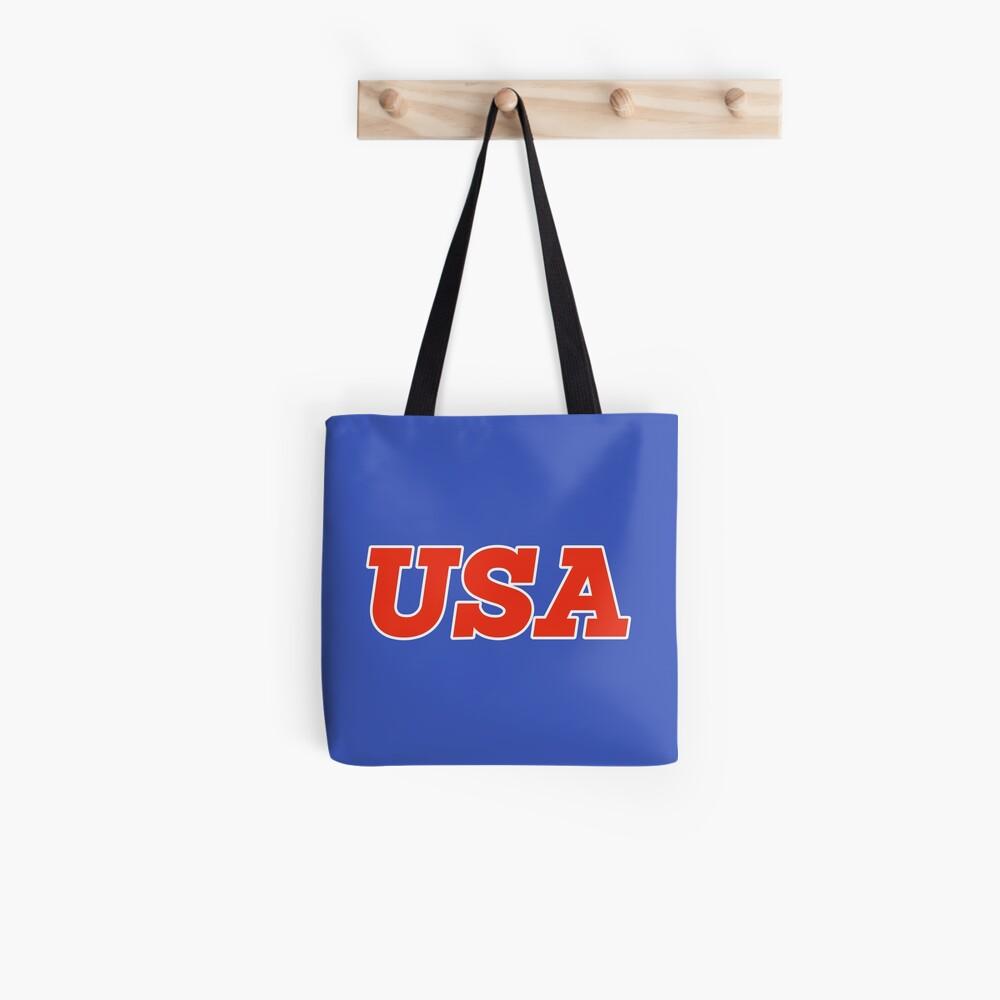 USA Freshman Tote Bag