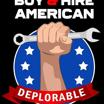 Buy and Hire American by CentipedeNation