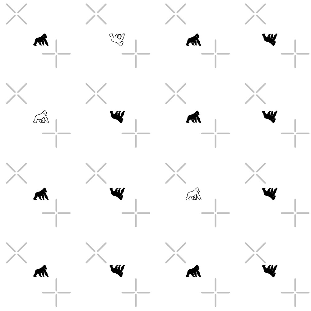 Harambe by CentipedeNation