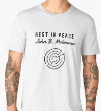 Rest In Peace John B Mclemore- RIP Men's Premium T-Shirt