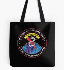 CENTIPEDE INTELLIGENCE AGENCY - AUTIST OPERATIONS CENTER Tote Bag