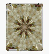 Gum Tree Flowers Mandala iPad Case/Skin