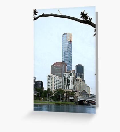 Eureka Tower, Melbourne Greeting Card