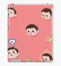 Mayor Emotions iPad Case/Skin