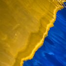 Yellow, Blue and Bucket by Steve Kaiser