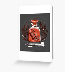 Jar Greeting Card