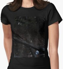 Somewhere to sleep ...  Women's Fitted T-Shirt