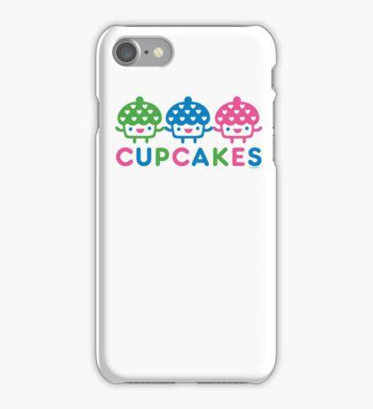 cupcake Fun light iPhone Case/Skin