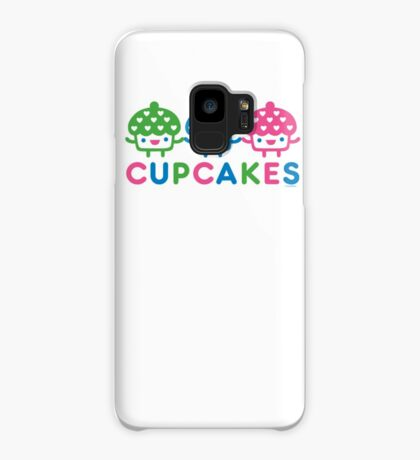 cupcake Fun light Case/Skin for Samsung Galaxy