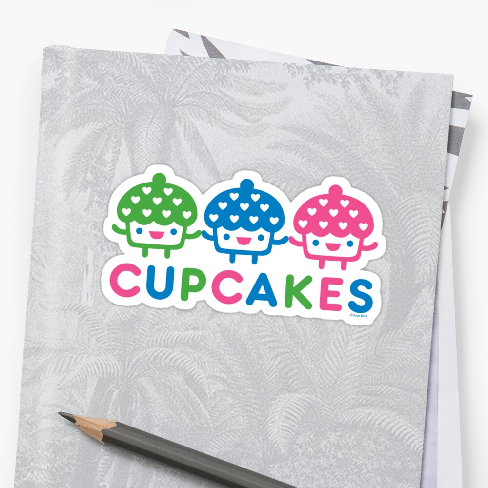 cupcake Fun light by Andi Bird