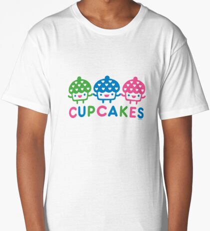 cupcake Fun light Long T-Shirt