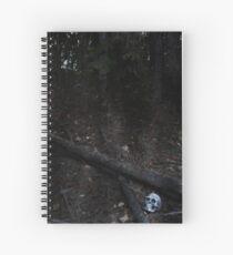 Somewhere to sleep ...  Spiral Notebook