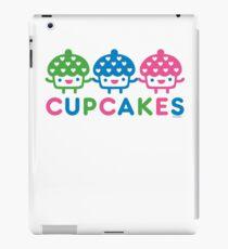 cupcake Fun light iPad Case/Skin