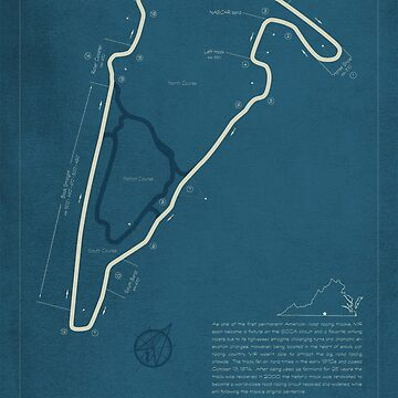 Virginia International Raceway by peterdials