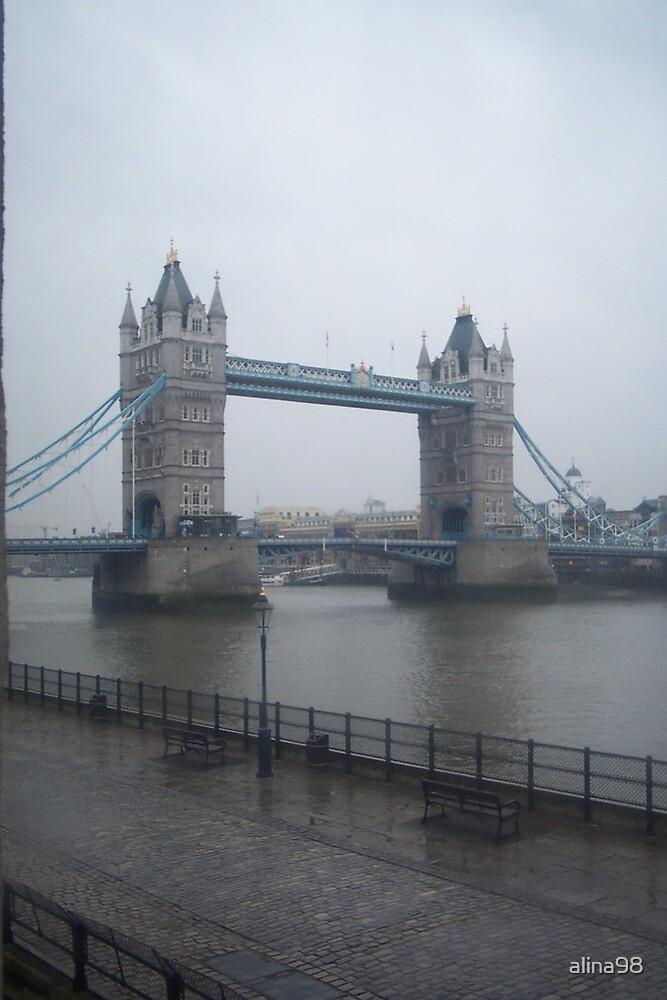 Tower Bridge by alina98