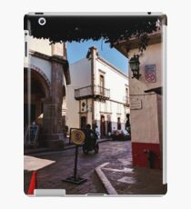 Historical Queretaro iPad Case/Skin