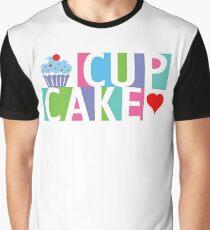 Cupcake love pink 4 Graphic T-Shirt