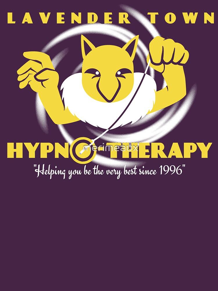Lavender Town Hypno-Therapy by merimeaux