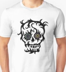 Skull Tattoo - on lights Unisex T-Shirt