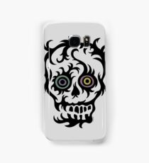 Skull Tattoo - on lights Samsung Galaxy Case/Skin
