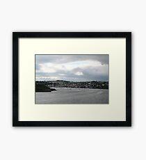 Kinsale Cork Framed Print