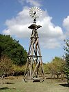 The Windmill by Patricia Anne McCarty-Tamayo