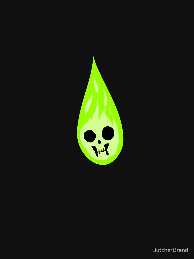Acid Rain Drop by ButcherBrand