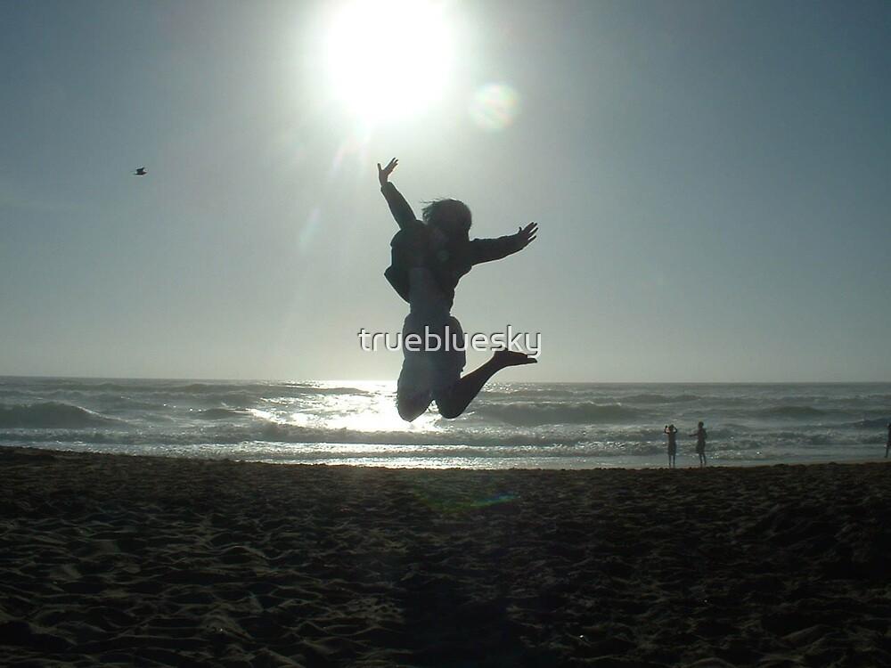 High Flying by truebluesky