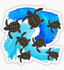 Sea Babes Sticker