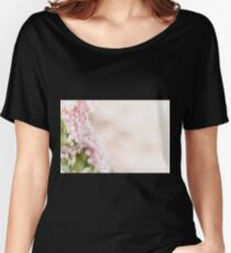 Lilly of the Valley - Japanese Andromeda  Women's Relaxed Fit T-Shirt