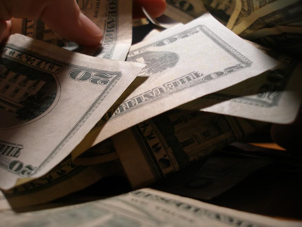 Money Grubber by AgustusOctavian