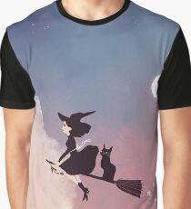 Enchanted Graphic T-Shirt