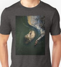 Turtle in the James  Unisex T-Shirt