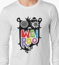 Big Weirdo - multi Long Sleeve T-Shirt