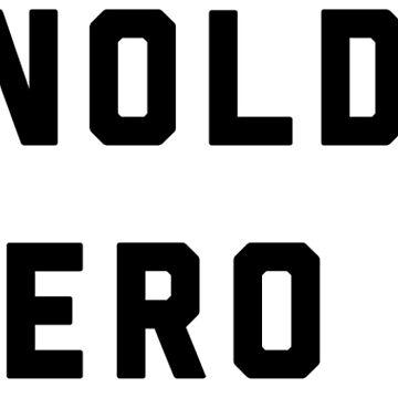 Arnold ist numero uno von powr13
