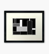 Modern Vibe 10 Framed Print