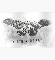 Flight of the Butterfly Poster