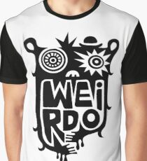 Big weirdo - on light colors Graphic T-Shirt