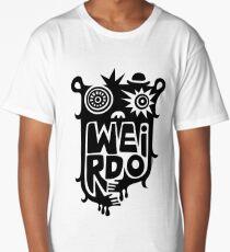 Big weirdo - on light colors Long T-Shirt
