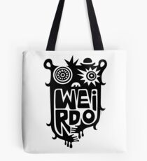 Big weirdo - on light colors Tote Bag