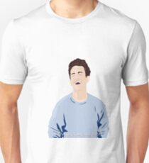 Chandler (nervous fake laughter) Friends Unisex T-Shirt