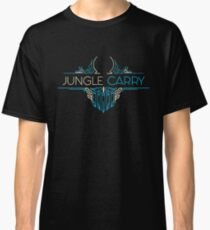 Jungle Carry - League of Legends LOL Penta Classic T-Shirt