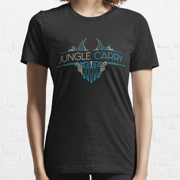 Jungle Carry - League of Legends LOL Penta Essential T-Shirt