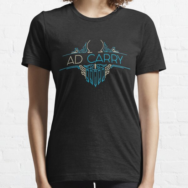AD Carry - League of Legends LOL Penta Essential T-Shirt