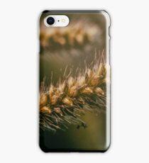 Grass head. iPhone Case/Skin