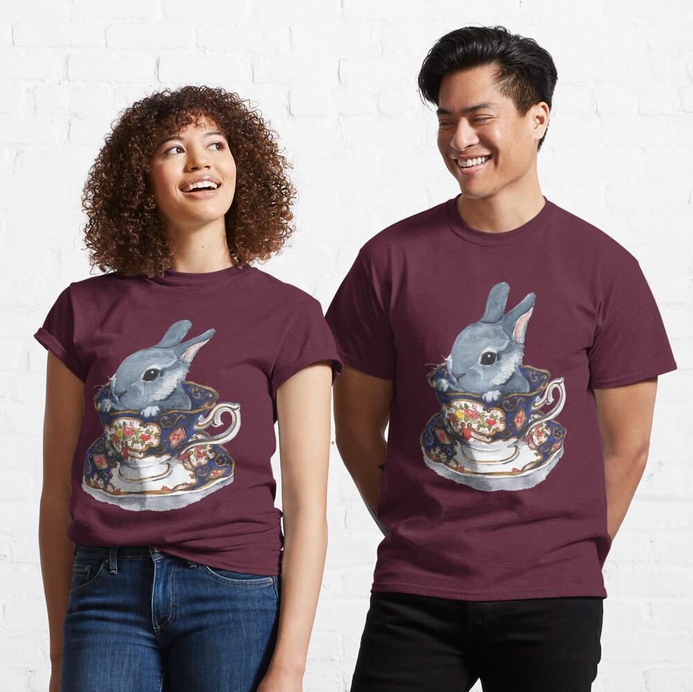 Conejito de la herencia Camiseta clásica
