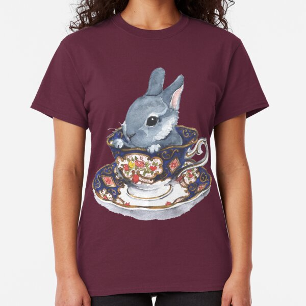 Heirloom Bunny Classic T-Shirt